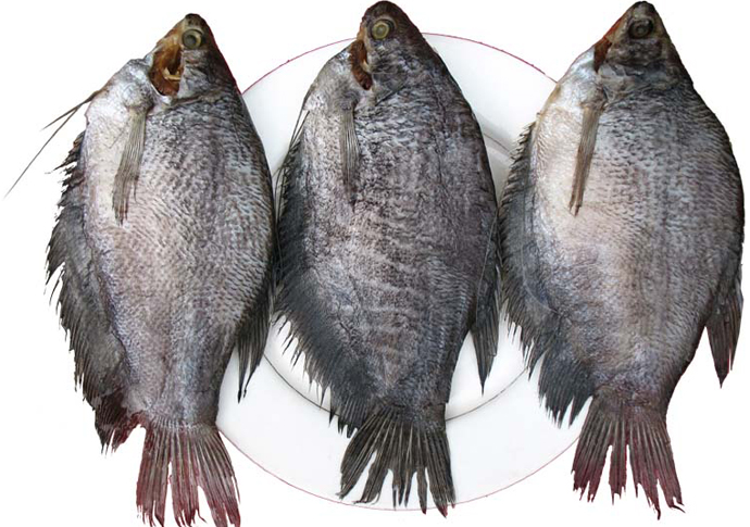 Khô Cá Sặc bổi - Đặc sản Cà Mau